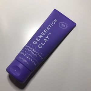 Generation Clay Makeup - Generation Clay Ultra Violet Brightening Clay Mask